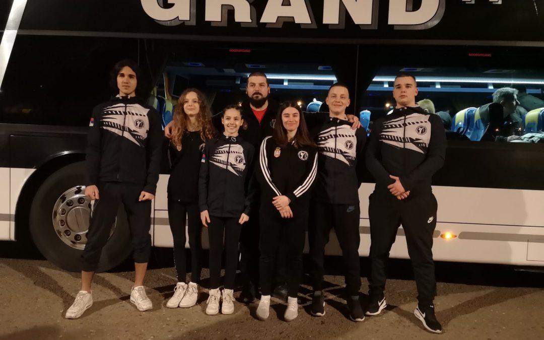 Ekipa otputovala u Sloveniju