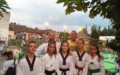 Zajednički trening u Vršcu