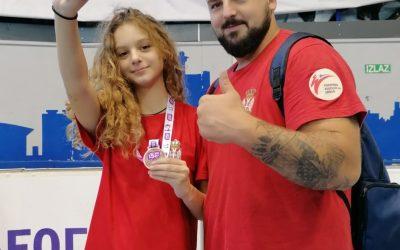 Dve medalje na Svetskim školskim sportskim igrama!